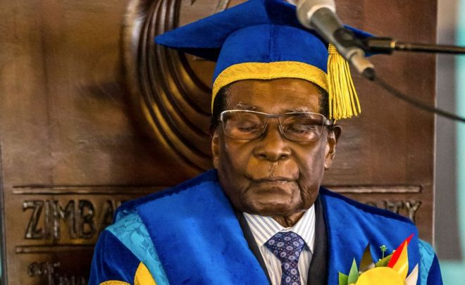 Le parlement veut interroger Mugabe — Diamants