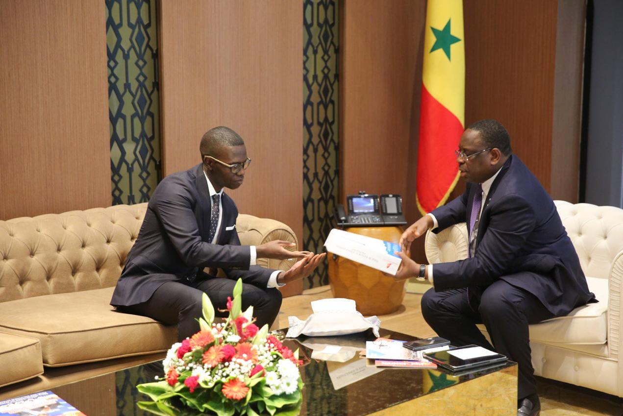 Macky Sall, Pape Moussa Bèye