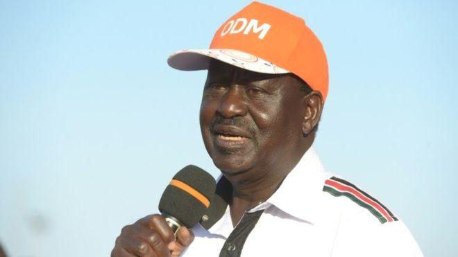Kenya, Raila Odinga