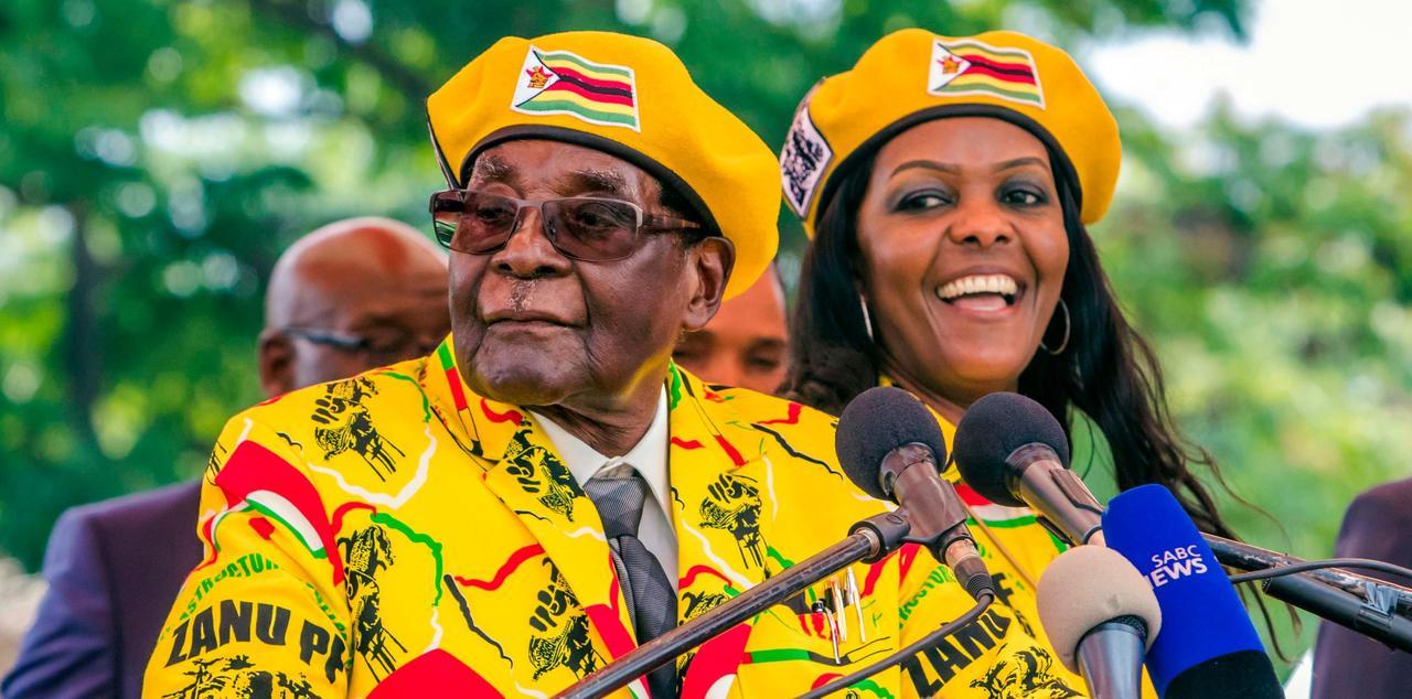 Démission, immunité, Robert Mugabe, Zimbabwe