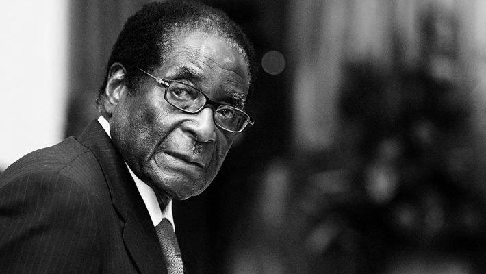 de son parti, démis, la présidence, Mugabe, Robert, Zimbabwe