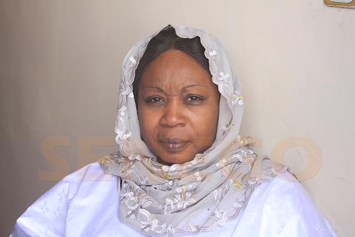 Al amine, Disparition, Rappel à Dieu, Sokhna Aisha Sy