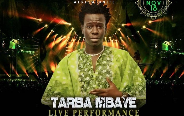hapa, Musics Awards, nominé, Tarba Mbaye