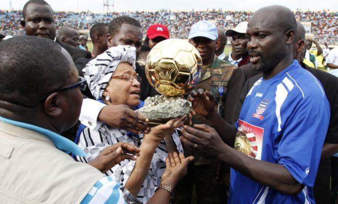Libéria, nouvelle polémique, Sirleaf, Weah