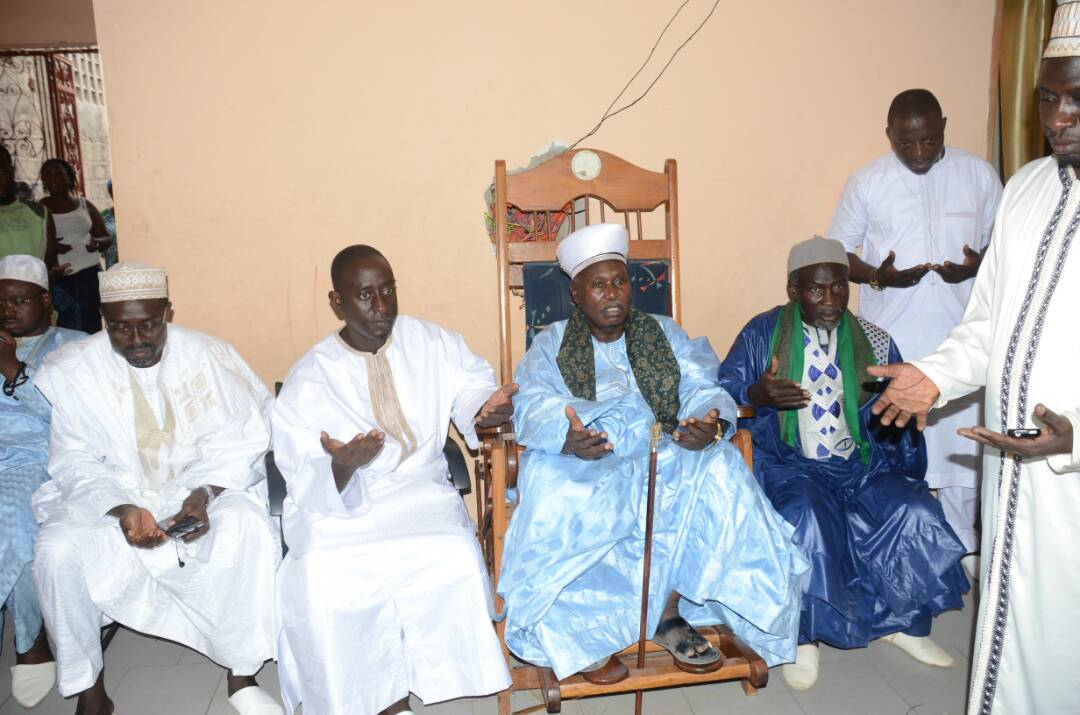 Association Islamique pour le Soufisme, Cheikh Ibrahima NIASS, khalife Seriigne Cheikh Tidiane Niasse, Léona Niassène
