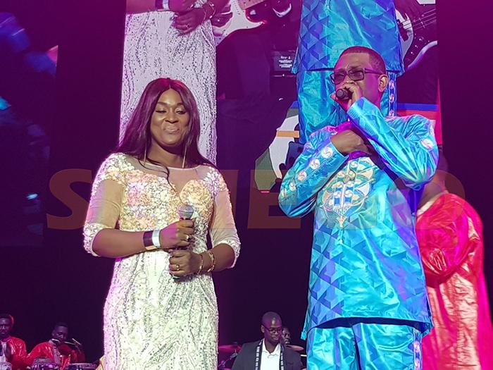 Bercy, Titi, Youssou Ndour