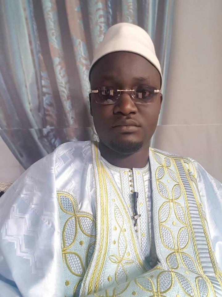 Macky Sall, politique, Serigne Pape Ndieguene