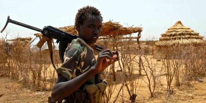 10 millions de dollars pour les enfants-soldats — CPI