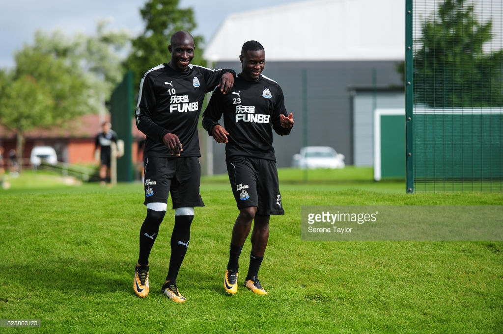 Diamé, Newcastle, Saivet
