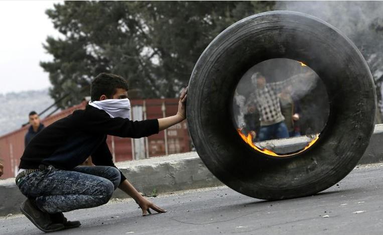 Jérusalem, palestiniens