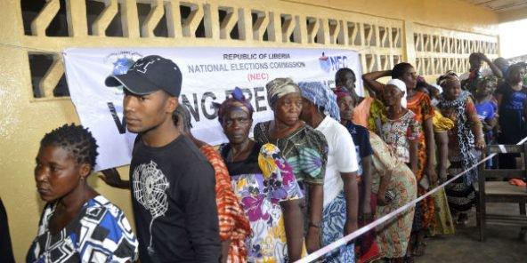Confiance, Libéria, Présidentielle