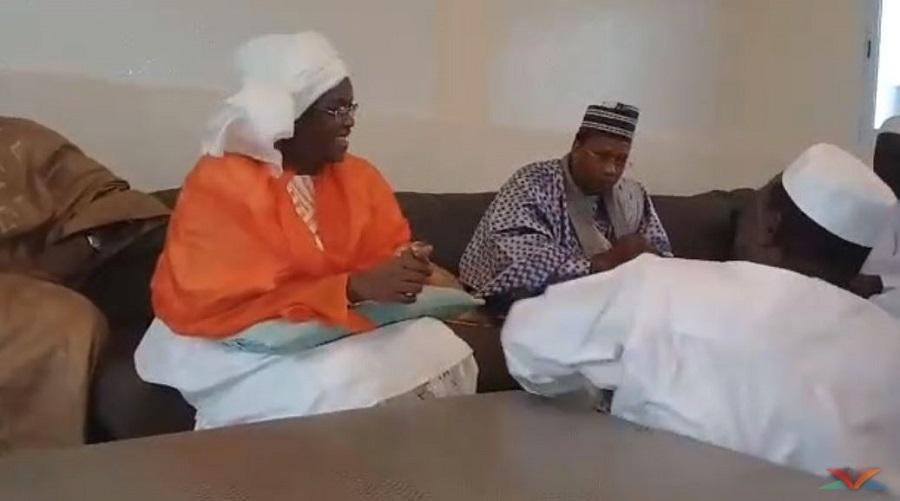 famille Omarienne, Marième Faye Sall, Thierno Cheikh Oumar Bachir Tall, videos