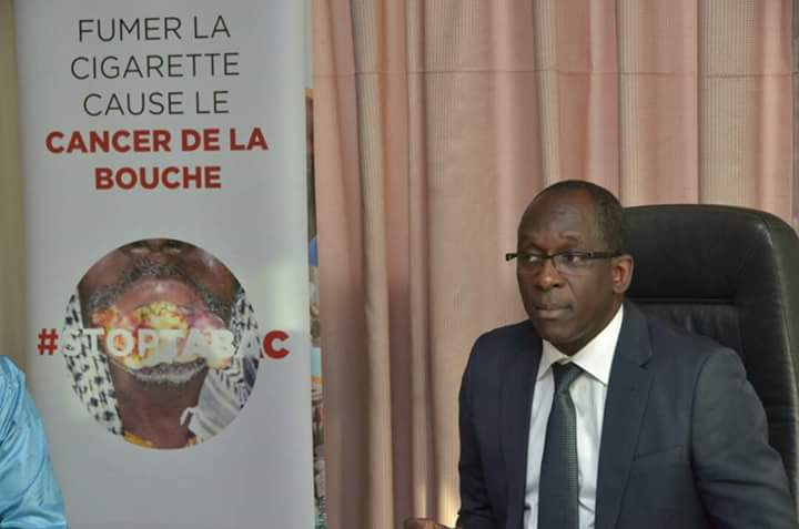 abdoulaye diouf sarr, Lutte conte le Tabac, pnlt