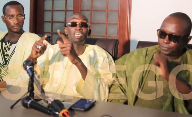Macky Sall, Serigne Khassim Mbacké