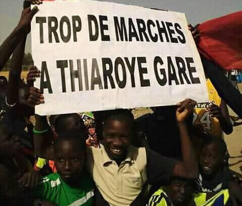 Centre commercial, Collectif, Thiaroye