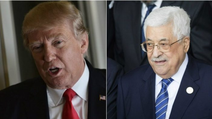 Mahmoud Abbas n'acceptera aucun plan de paix américain — Conflit israélo-palestinien