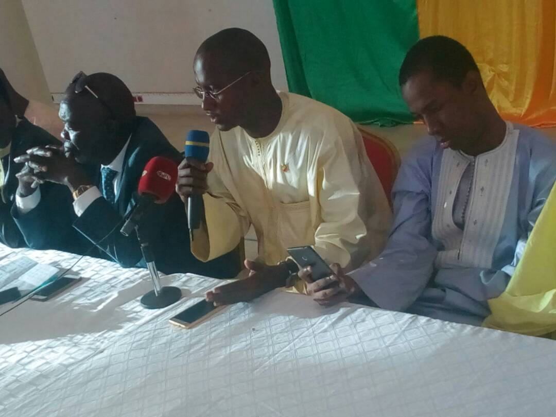 Macky Sall, Serigne Modou Diouf