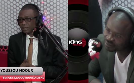 Dédicace, jalousie, Youssou Ndour