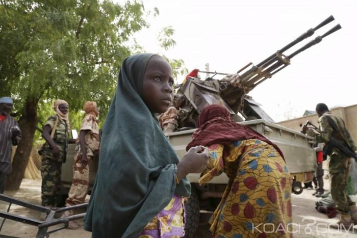 Boko Haram, femme, terrorisme