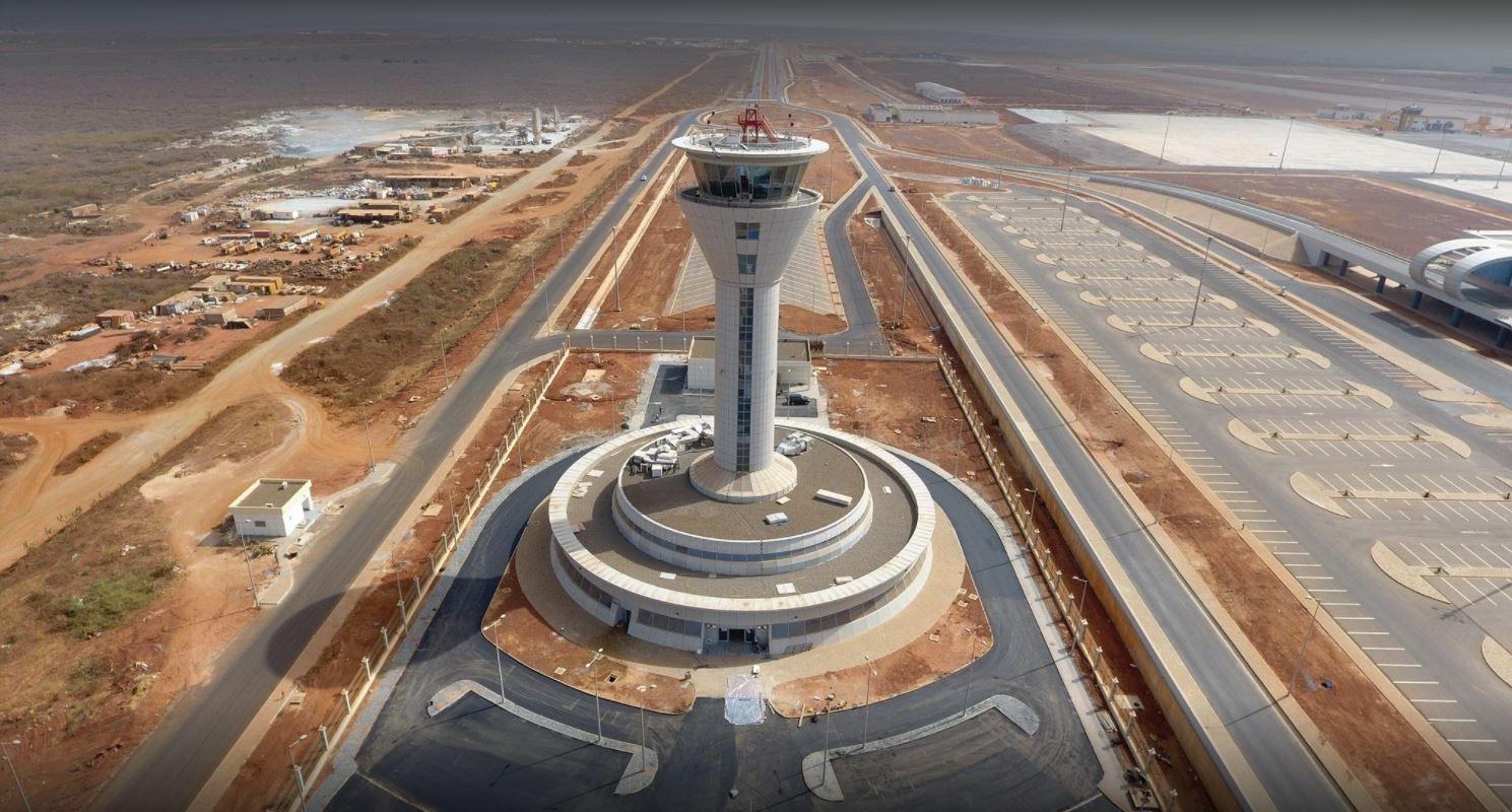 Aéroport international Blaise Diagne, Aibd, Maimouna Ndoye seck