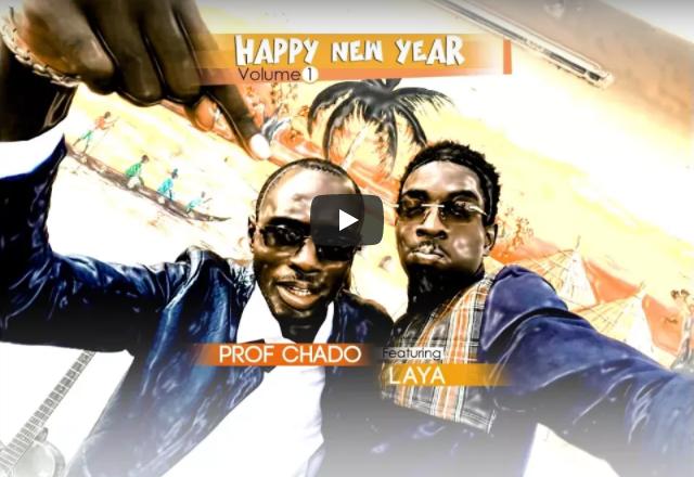Happy New year, Prof Chado Feat. Laya