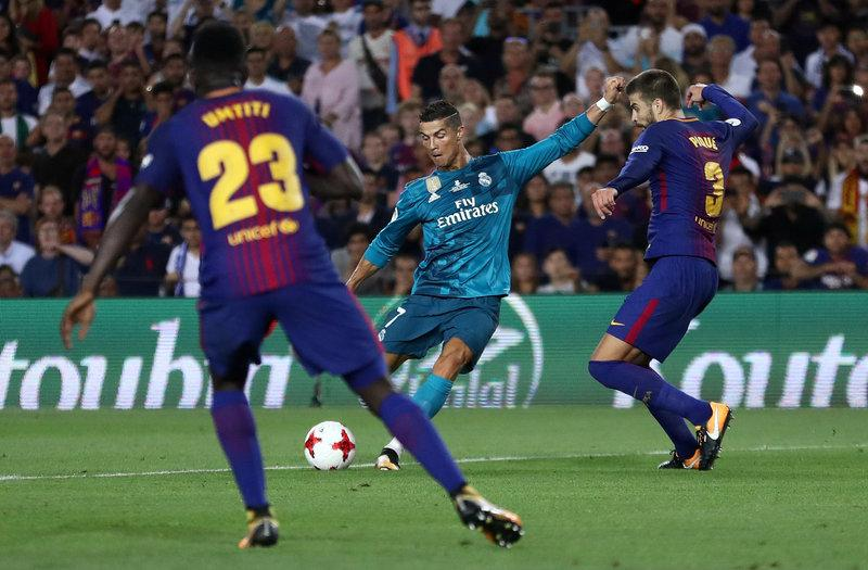 Barça, CR7, Real, Zidane