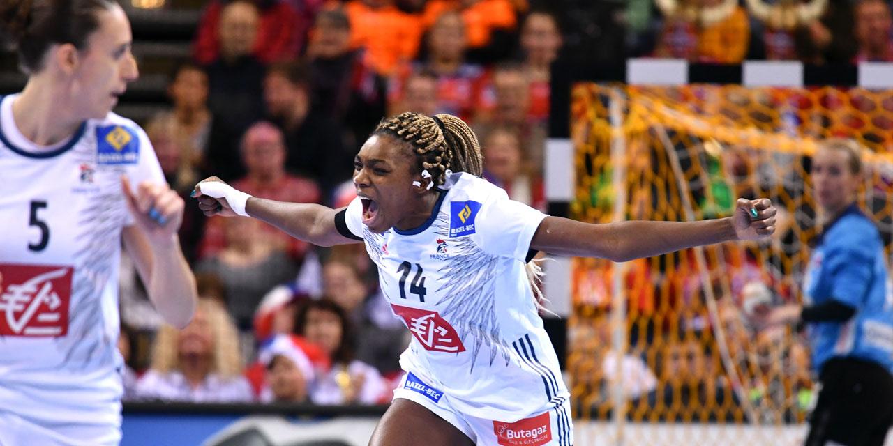 championnes du monde, Françaises, Handball, Trophée