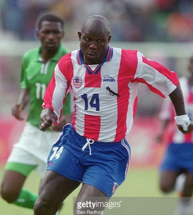 Football, Georges Weah, Libéria, Président