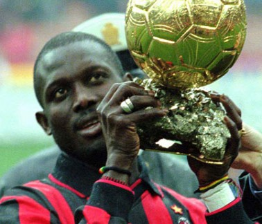 Georges Weah, JA, Sénégal