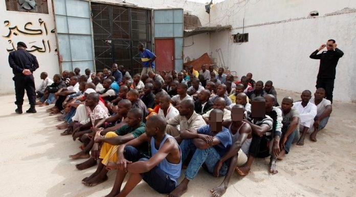 500 ivoiriens, libye, quatre autres vols