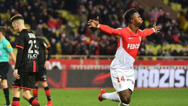 Ligue 1 : un nul heureux pour Monaco contre Nice (2-2)