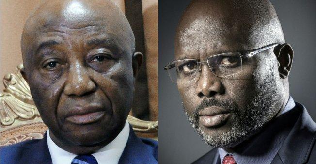 dépouillement, Libéria, Présidentielle