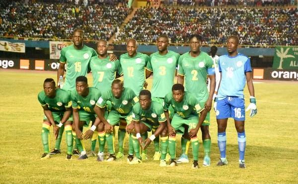 Abdoulaye Sow, Football, Fsf, Lions du Sénégal, matchs amicaux