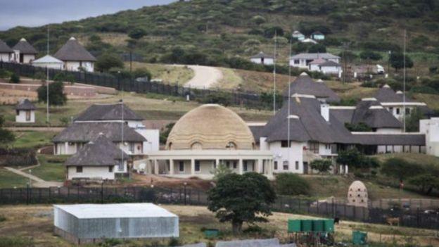 Afrique du Sud, cour constitutionnelle, Jacob Zuma