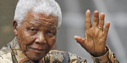 11 février 1990, Nelson Mandela