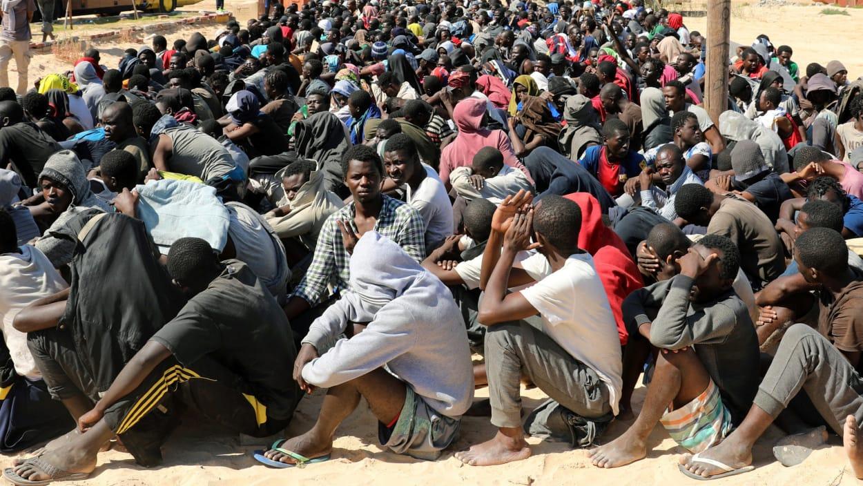 migration, Nigéria, Rapartriement