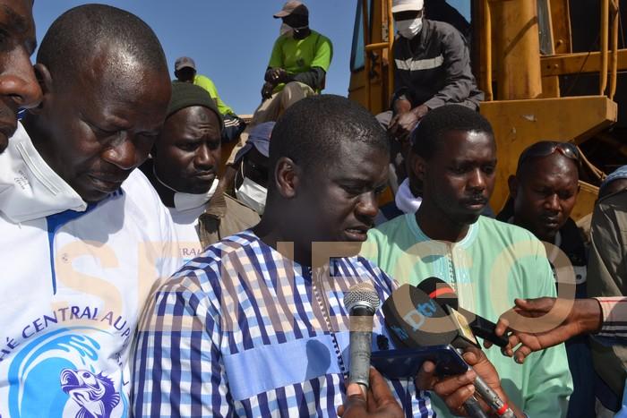 Curé, jouvence, marché poisson, Mouhamadou Abdoulaye Mbaye
