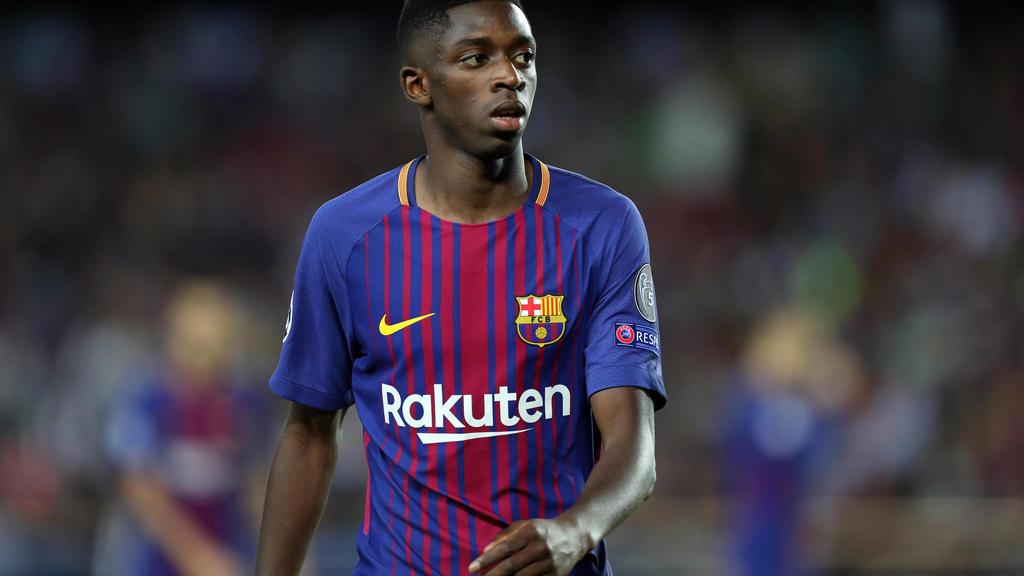Barça, coupe, Ousmane Démbélé, retour