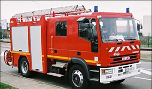 ecole, Incendié, Insolite, Khombole, Sapeurs pompiers