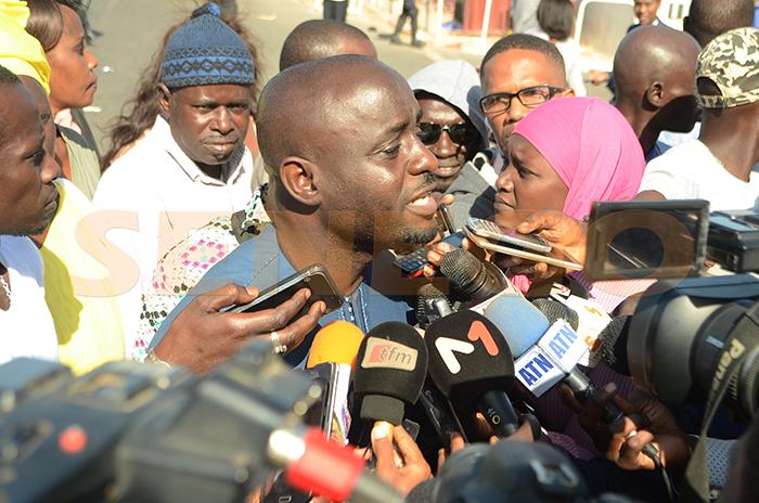 Agir, arrêté, brutalisé, Opposition, sit in, Thierno Bocoum
