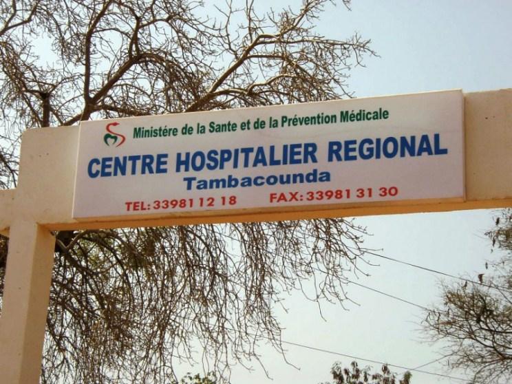 Hôpital régional de Tamba, Les agents menacent, paralyser la structure