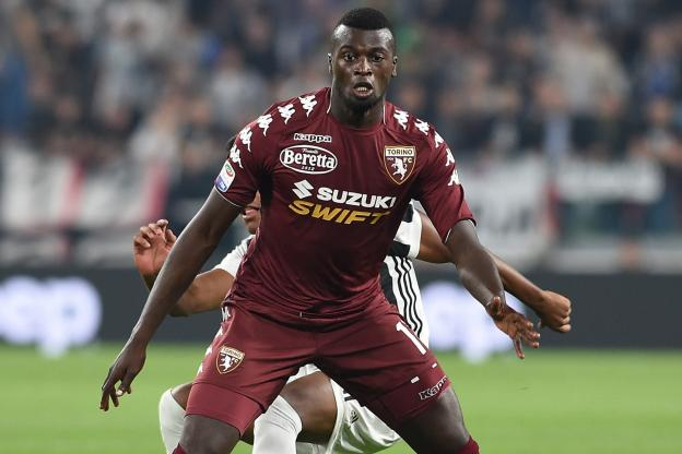 coupe d'Italie, Mbaye Niang, Torino
