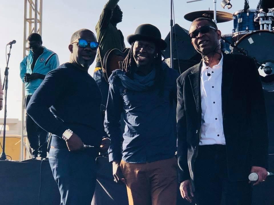 balance, Cices, Concert, Youssou Ndour