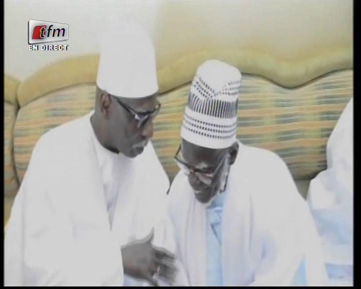 Mourides, Serigne Mbaye Sy Mansour, Serigne Mountakha mbacké, Tidianes