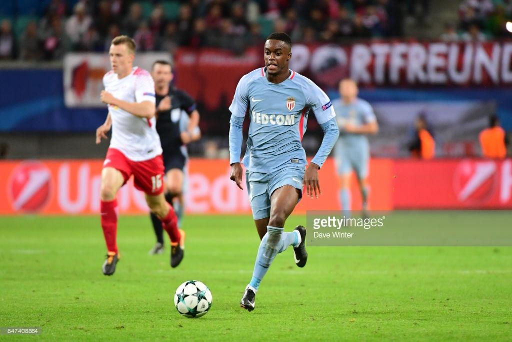 Adama Diakhaby, équipe nationale, Monaco