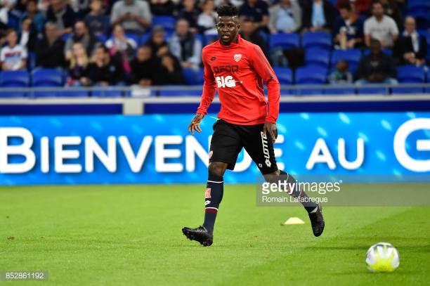 Dijon, Djilobodji, Ligue 1, rouge