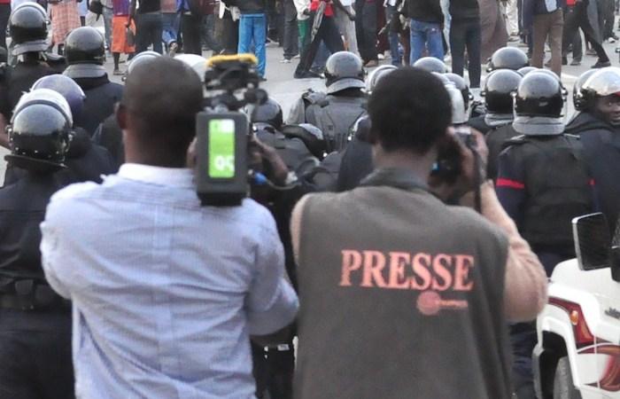 accréditations, Mondial 2018, Presse, Sénégal