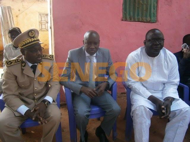 Aly Ngouille Ndiaye, Attaque à Borofaye, Condoléances, victimes