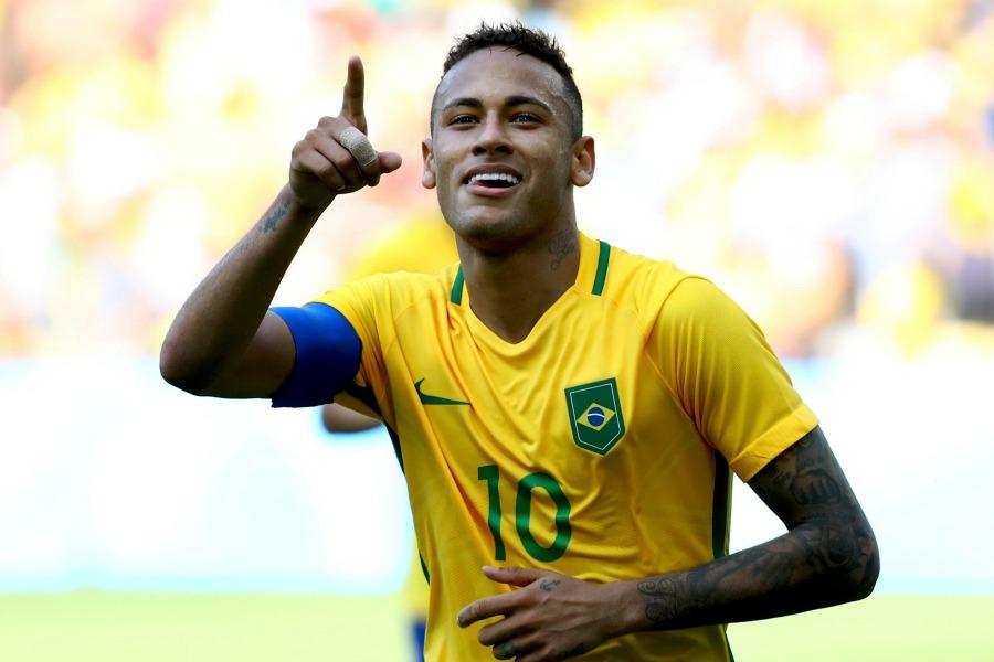 Brésil, Neymar, Samba d'or