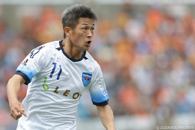 ex-international, Japon, Kazuyoshi Miura